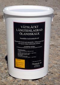 Produkter - Våtsläckt Ltl Kalk